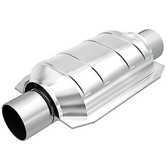MagnaFlow 441104 Universal Catalytic Converter (CARB Compliant)