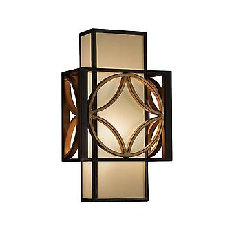 Remy One Light Wall Light - Elstead Lighting