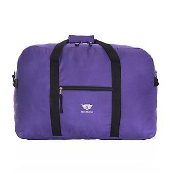 Slimbridge Tarbet 55 cm cabina aprobados bolsa, púrpura