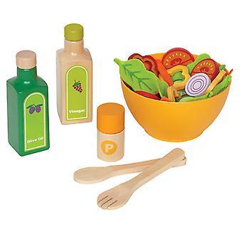 Hape E3116 Garden Salad Playset