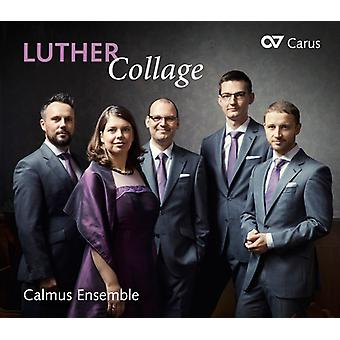 Luther / conjunto de Calmus - importación de Estados Unidos Luther Collage [CD]