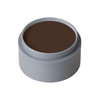 Fyldes op og øjenvipper vand make-up brun N4 15ml