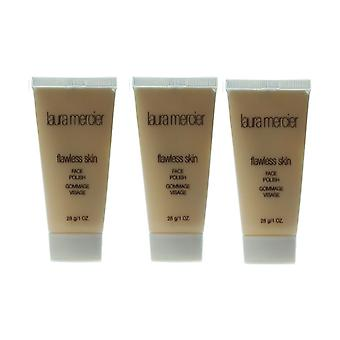 Laura Mercier 'Flawless Skin' Face Polish 1oz/28g New (Pack Of 3)
