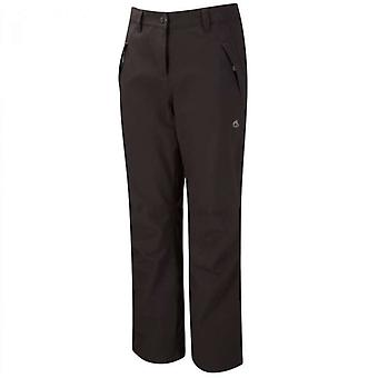 Craghoppers Ladies Airedale Waterproof Breathable Trousers Black