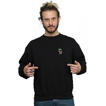 Star Wars Men's Boba Fett Chest Print Sweatshirt