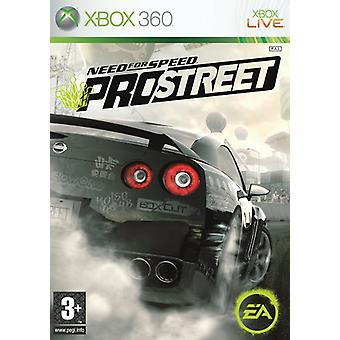 Need for Speed ProStreet (Xbox 360) - Factory Sealed