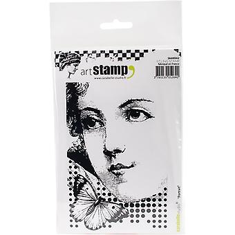 Carabelle Studio Cling Stamp A6-Portrait
