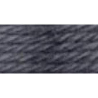 DMC Tapestry & Embroidery Wool 8.8yd-Steel Gray
