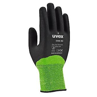 Uvex 60600 Size 10 C500 XG Lime/Anthracite Gloves