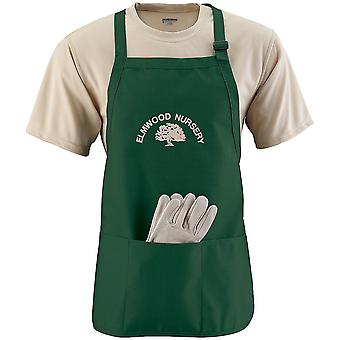 Augusta 4250 Medium Length Apron With Pouch