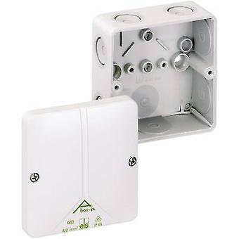 Spelsberg 49090401 Joint box (L x W x H) 93 x 93 x 55 mm Grey IP65
