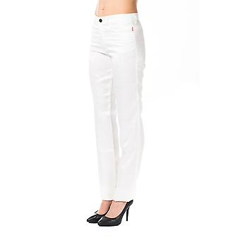 Trousers White A1800040_14189 UNGARO Woman