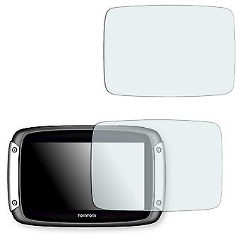 TomTom rider 410 display protector - Golebo crystal clear protection film