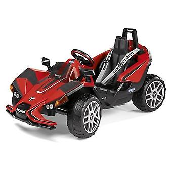 Children's Electric Car Polaris Slingshot 12V with Remote Control - Peg Perego