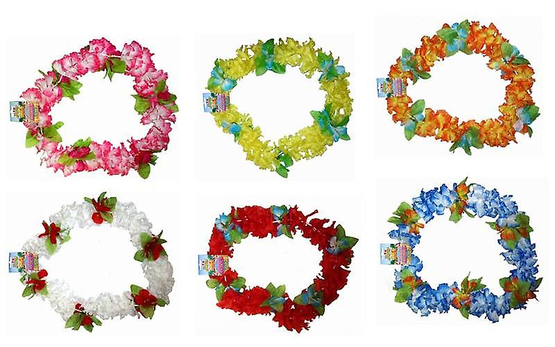 Henbrandt Hawaiian Lei Flower Garland