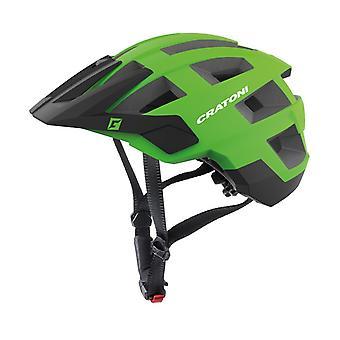 CRATONI AllSet bike helmet / / Neon Green/Black