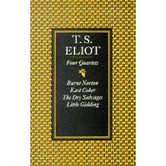 Vier kwartetten (Main) door T. S. Eliot - 9780571068944 boek