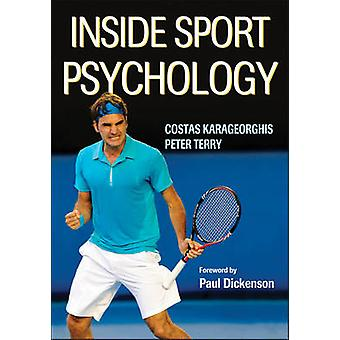 Inside Sport Psychology by Costas Karageorghis - Peter Terry - 978073