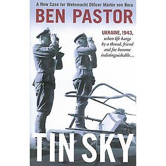 Tin Sky by Ben Pastor - 9781908524515 Book
