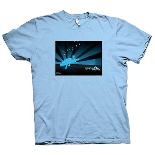 Mens T-shirt - Break Dance Street