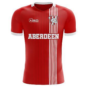 2019-2020 Aberdeen Home Concept voetbalshirt