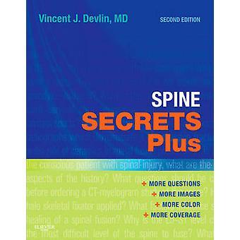 Columna vertebral secretos Plus (2ª edición revisada) por Vincent J. Devlin - 97803