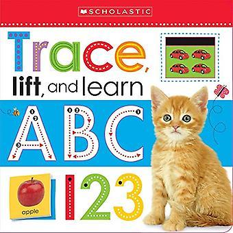 Spåra, lyft och lära: ABC 123 (skolastiska tidiga elever)