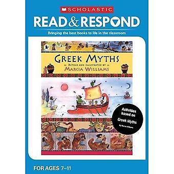 Greek Myths (Read & Respond)