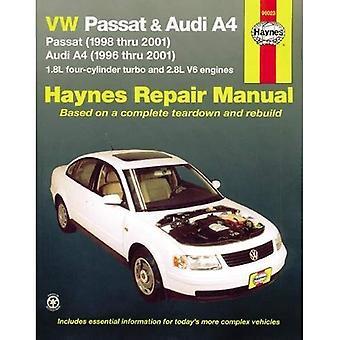 Manuel de réparation automobile Haynes VW Passat & Audi A4 (manuels de réparation Haynes)