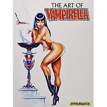 Art of Vampirella HC