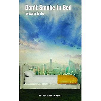 Ne pas fumer au lit