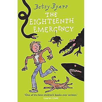 The Eighteenth Emergency
