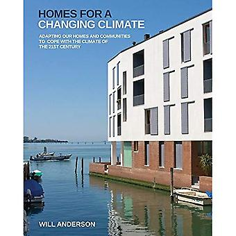 Homes for a Changing Climate: Adapting our homes and communities to cope with the climate of the 21st century
