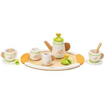 Jeu d'imitation enfant jeux jouets Dînette service à thé pour 2 personnes 0102088