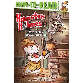 Hamster-Holmes, ein Geheimnis, klopft (bereit-zu-mal gelesen)