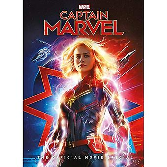 Captain Marvel the Official� Movie Special