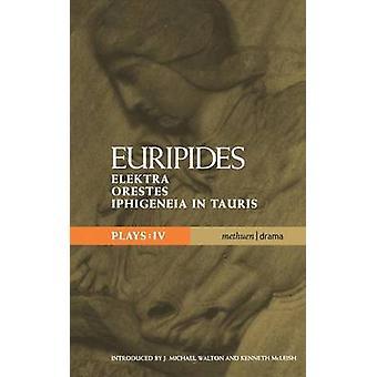 Euripides speelt 4 van Euripides