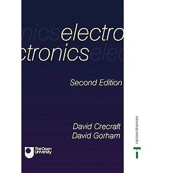 Elektronik von Crecraft & David