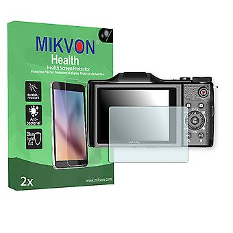 Kodak Pixpro S-1 Screen Protector - Mikvon Health (Retail Package with accessories)