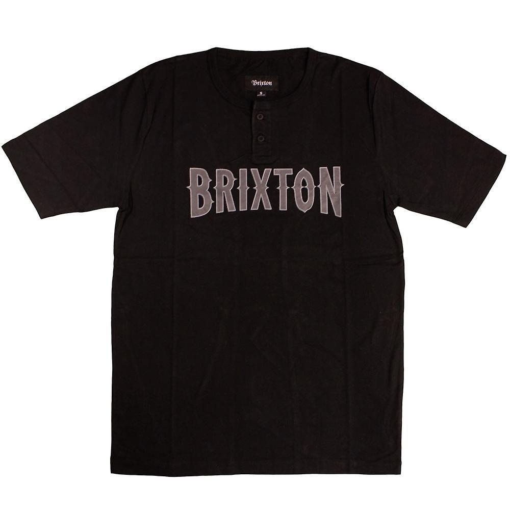 Brixton Benson Henley t-skjorte-svart