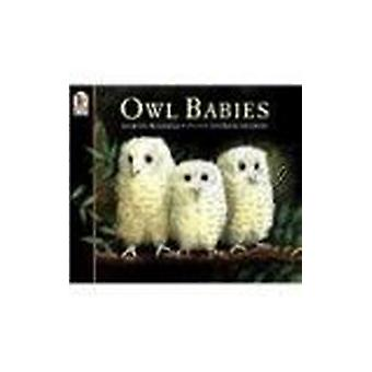 Owl Babies by Martin Waddell - Patrick Benson - 9780756918989 Book