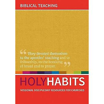Biblical Teaching - Missional discipleship resources for churches by N