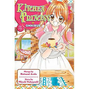 Kitchen Princess Omnibus 4 by Miyuki Kobayashi - 9781612620657 Book