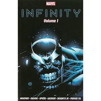 Infinity - Volume 1 by Jonathan Hickman - Jim Cheung - 9781846535666 B