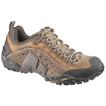 Merrell Moth Brown Mens interception chaussures de marche