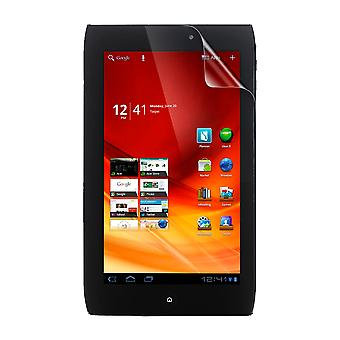 Celicious Vivid Plus Mild Anti-Glare Screen Protector Film Compatible with Acer Iconia Tab A100 [Pack of 2]