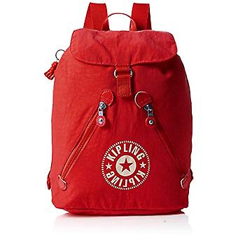 Kipling Fundamental Nc - Red Women's Backpacks (Active Red Nc)