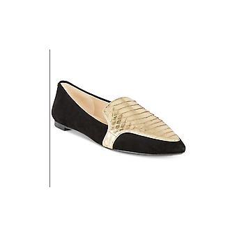 DKNY Womens Dara Fabric Pointed Toe