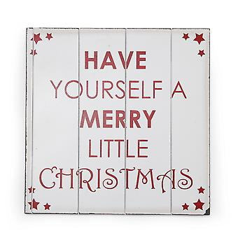 Christmas Shop Large Have Yourself A Very Merry Little Christmas Sign