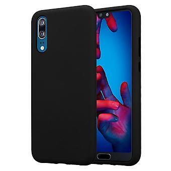 Cadorabo tilfældet for Huawei P20 sag Cover-hybrid telefon tilfældet med TPU silikone inde og 2 stk plast udenfor-beskyttende sag hybrid hardcase tilbage sag